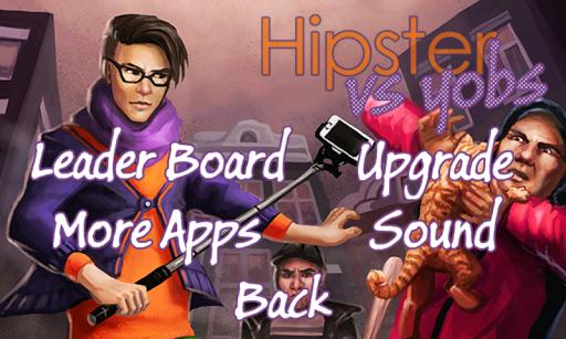 Hipster vs Yobs