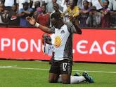 🎥 Jackson Muleka komt aan in Luik