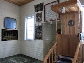 Photo: Mečetės viduje