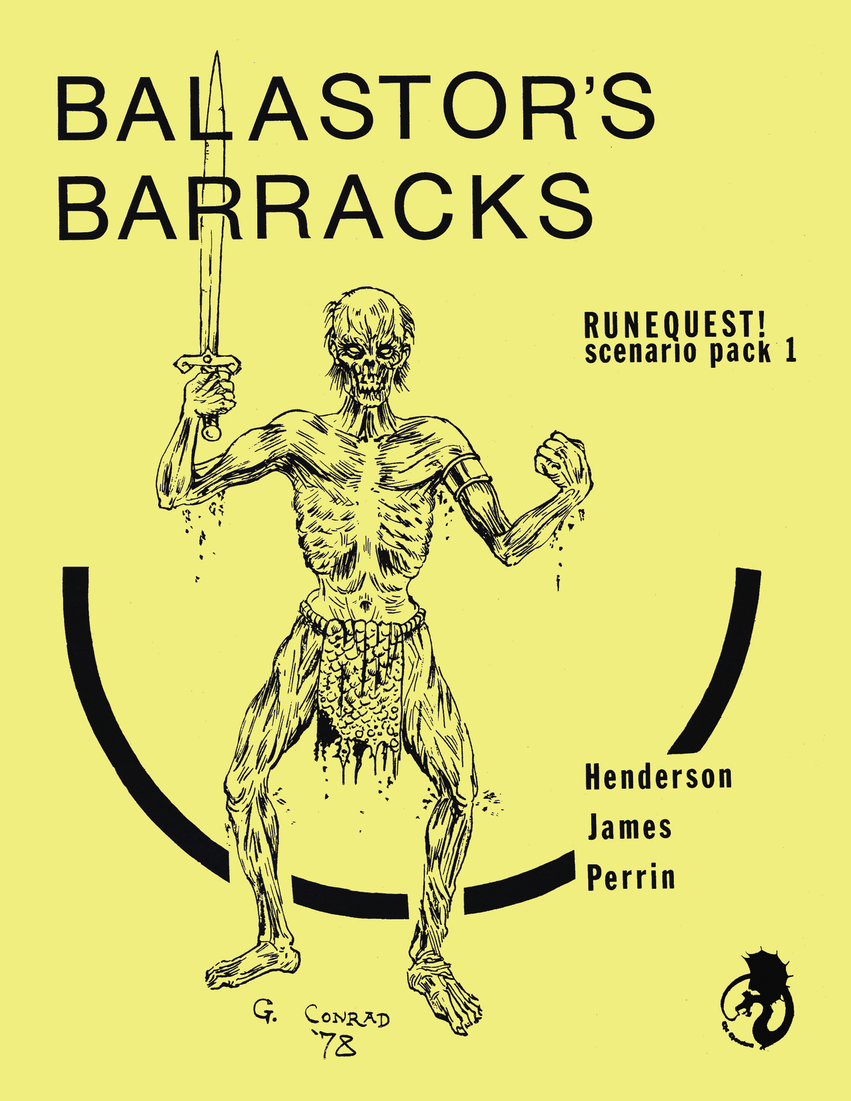 Balastors Barracks