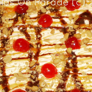 No Bake Banana Split Cake Recipes