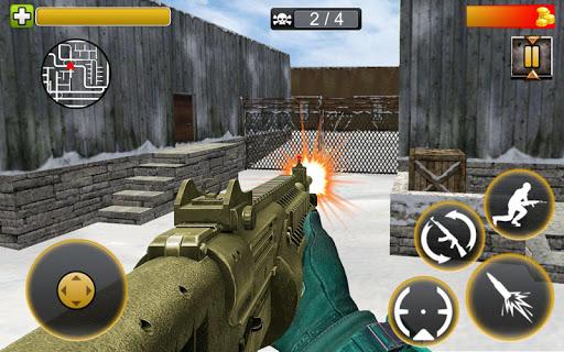 FPS Combat shooting 3d 1.0 {cheat|hack|gameplay|apk mod|resources generator} 1