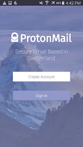 ProtonMail - Encrypted Email 1.13.1 (Unlocked)