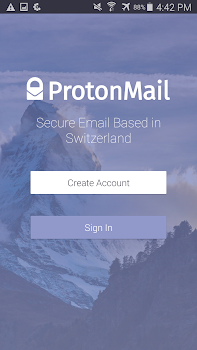 ProtonMail - Encrypted Email
