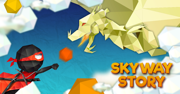 Skyway Story - Ninja Arcade- screenshot thumbnail