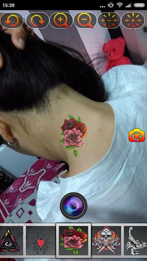 Camera Tattoo Pro