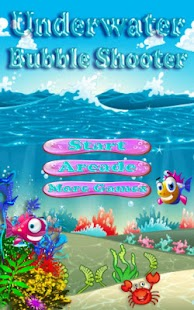Underwater Bubble Shooter - náhled