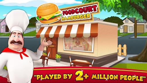 Food Court Burger Fever FREE