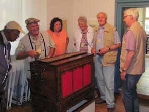 Photo: Orgelführung im Elztalmuseum