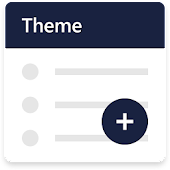 Theme — Dark Blue