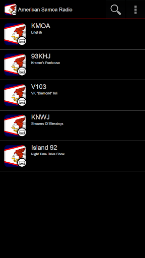 American Samoa Radio