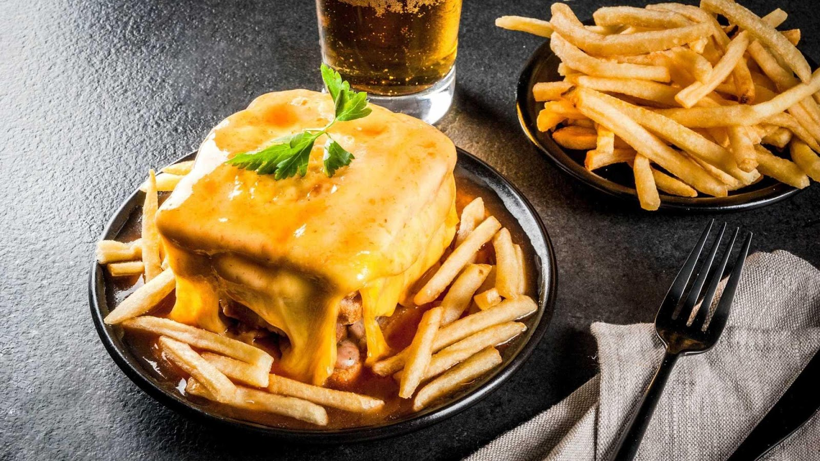 Image result for francesinha