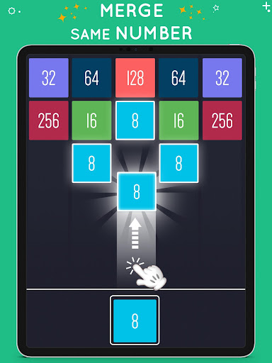 X2 Blocks - Merge Puzzle 2048 android2mod screenshots 8
