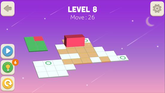 Bloxorz: Roll the Block Screenshot