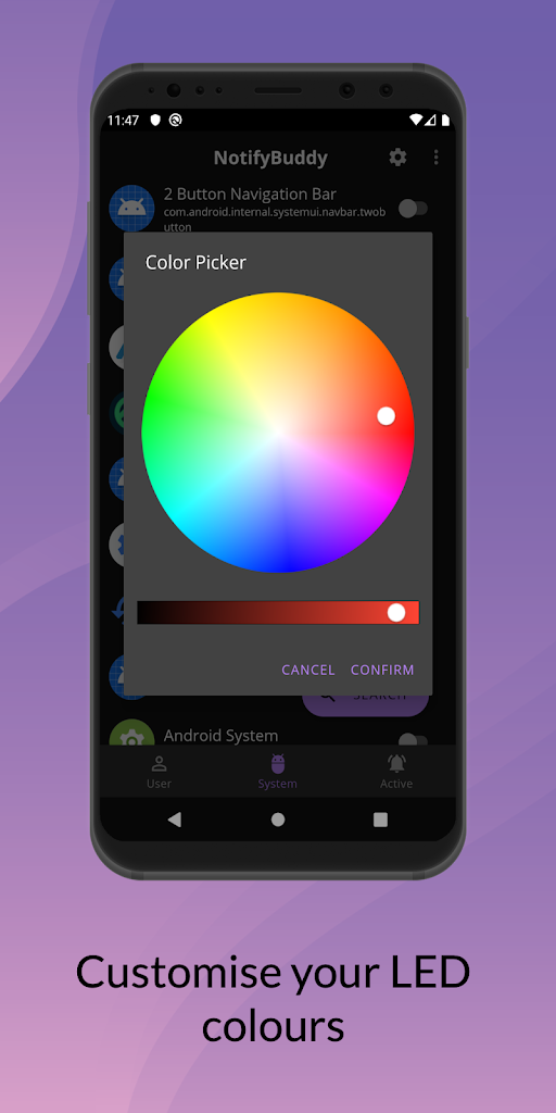 ambient light application for android apk