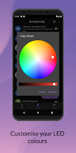 NotifyBuddy – AMOLED Notification Light Apk Download 3