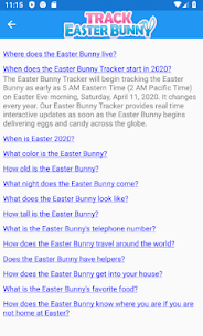 Easter Bunny Tracker – Where is the Easter Bunny? 7