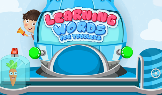 Learning Words For Toddlers- screenshot thumbnail
