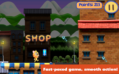 Project Z Cat: Escape the Dog! screenshot 5