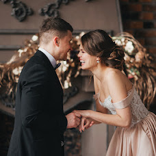 Wedding photographer Natalya Lapkovskaya (lapulya). Photo of 01.02.2018