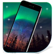 App Aurora Borealis Live Wallpaper APK for Windows Phone