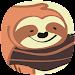 [우가] 행복한 나무늘보 (Happy sloth) - 카카오톡 테마 APK