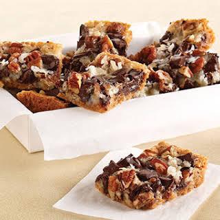 Chocolate Chunk-Magic Cookie Bars.