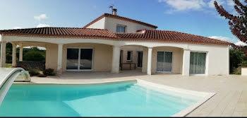 villa à Puy-l'Evêque (46)