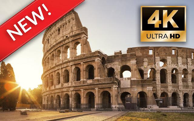 Rome HD Wallpapers - Custom New Tab