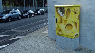 Photo: Kabelverteiler; BVG