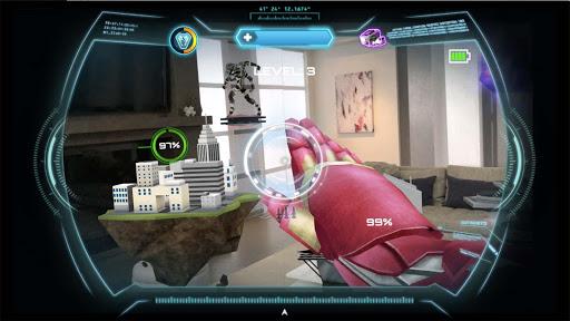 Hero Vision Iron Man AR Experience 1.0.2 screenshots 5