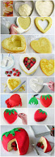 Photo: #cake  #idea  #sweet  #beauty  #strawberry