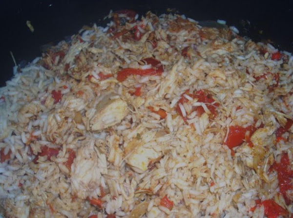 Gma's Chicken ,tomatoes And Rice Recipe