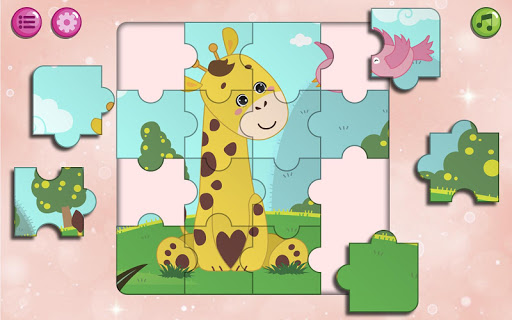 Kids Puzzles Game for Girls & Boys filehippodl screenshot 11