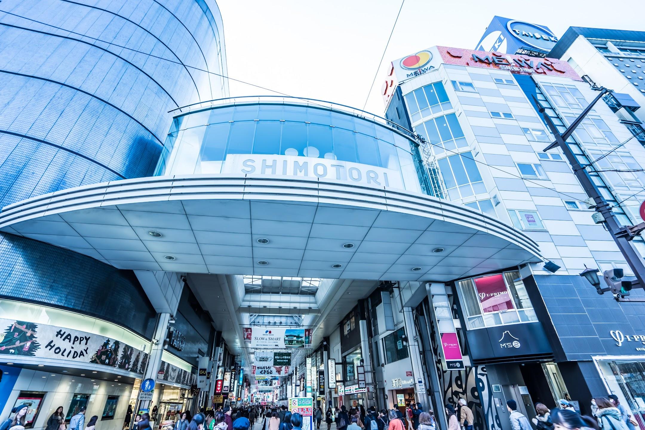 Kumamoto Shimotori Shopping Arcade1