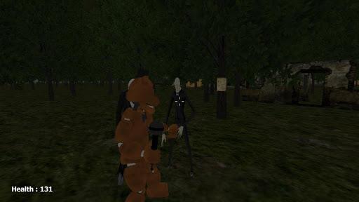 Slenderman VS Freddy The Fazbear 1.0.2 screenshots 4