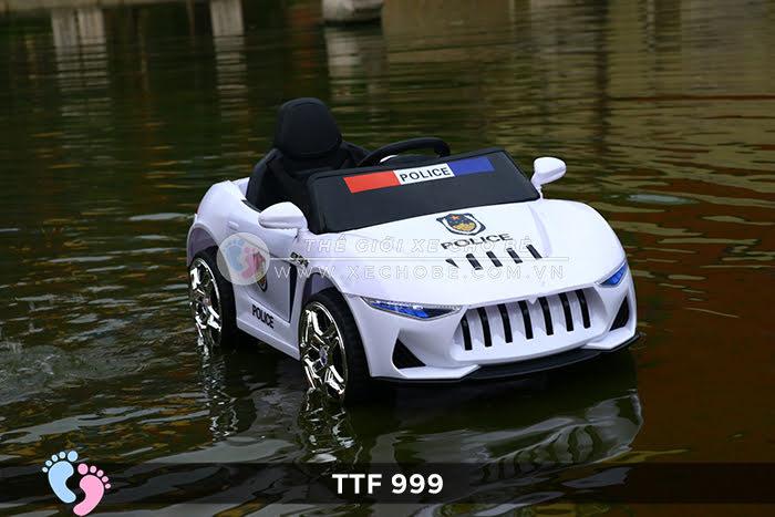 Ô tô điện đồ chơi trẻ em cao cấp TTF-999 16