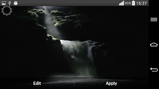 Niagara Falls Live Wallpaper Apk Waterfall Sound Live Wallpaper Free Android App Market