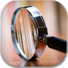 Magnifying Glass Flashlight PRO icon