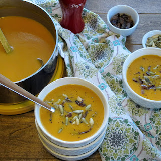 5 Ingredient Butternut Squash Soup Recipe