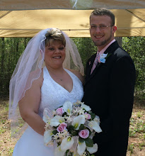 Photo: Married at home - Greer, SC 4/10 - http://WeddingWoman.net