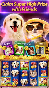 Sloto Magic - Free 777 Vegas Casino Slots- screenshot thumbnail