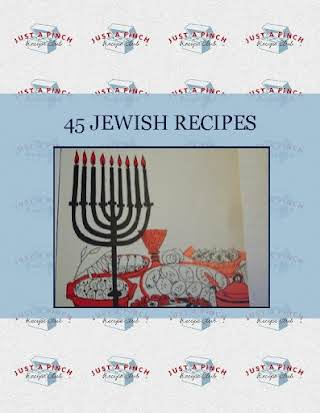 45 JEWISH RECIPES