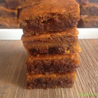 Clean Eating Pumpkin Chocolate Bars Recipe