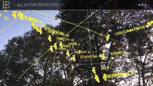 Satellite AR  screenshot 2