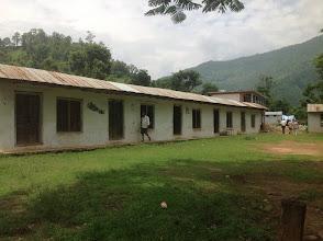 Photo: Shree Gyanodaya Higher Secondary School, Lamjung, Nepal
