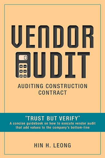 Vendor Audit - Auditing Construction Contract cover