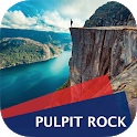 The Pulpit Rock - Map & Tour Guide icon