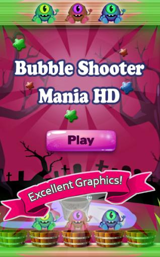 Bubble Shooter Mania HD