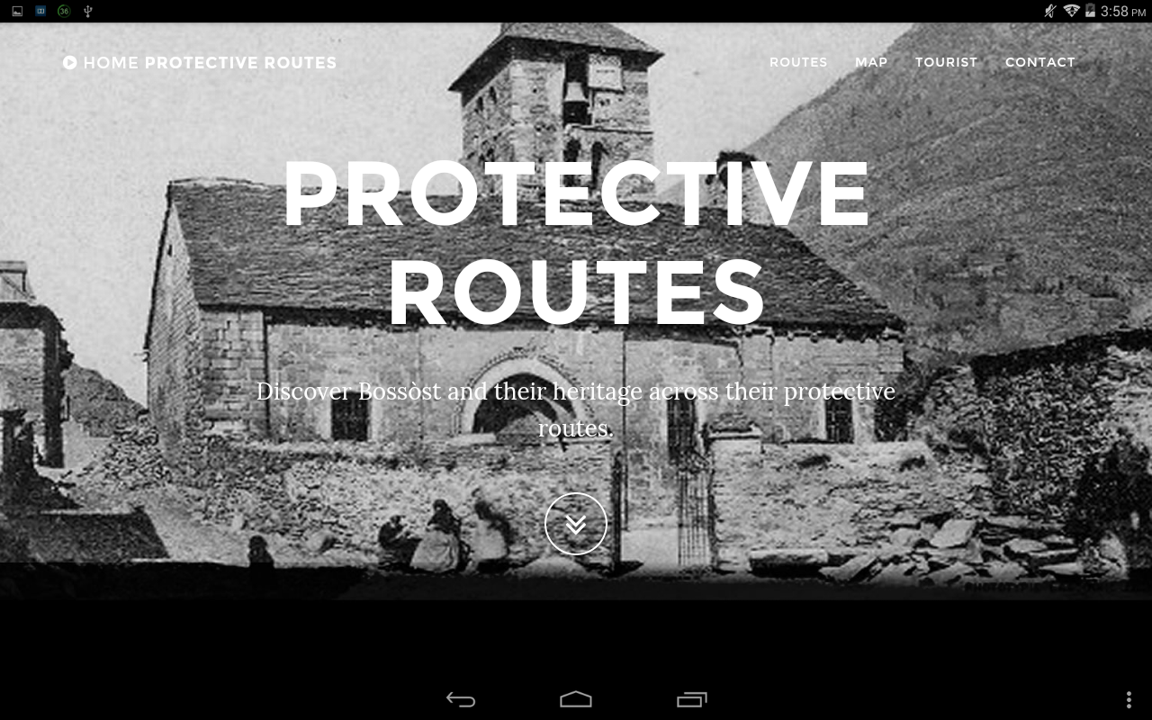 Bossòst - Protective Routes- screenshot